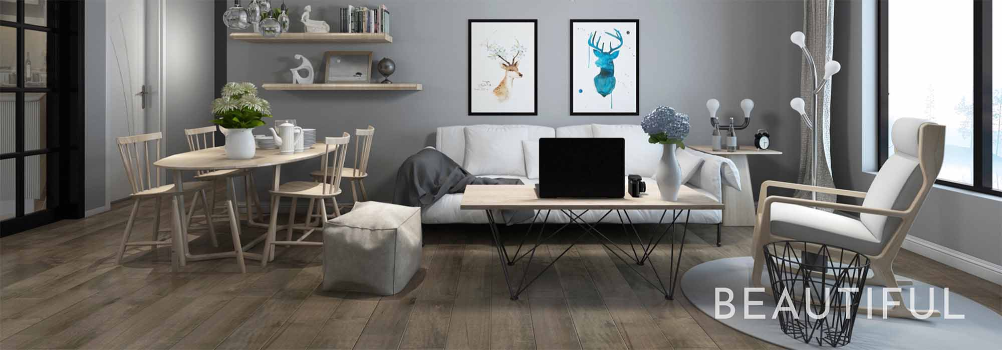 Calgary Canada Flooring Supplier | Natural Wood Flooring | Beautiful