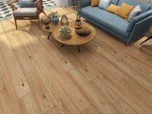 LISZT wood flooring detail