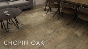 Natural Wood Flooring | Chopin Oak Flooring