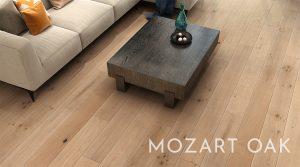 Natural Wood Flooring | Mozart Oak Flooring