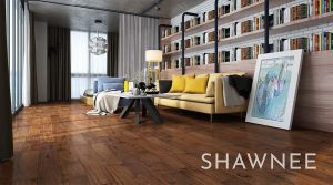 Natural Wood Flooring | Shawnee Series Mayfield Walnut